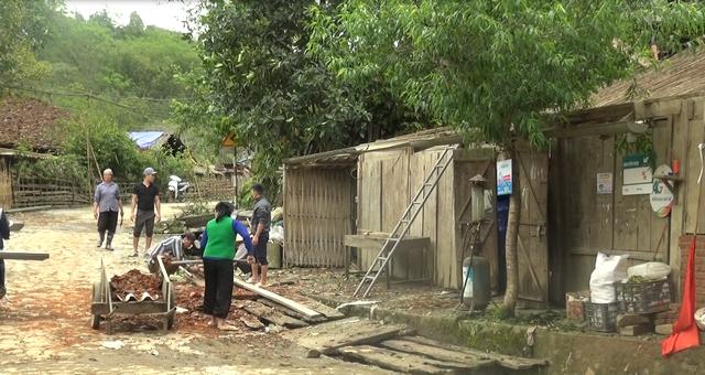 Hỗ trợ đồng bào nghèo tỉnh Bắc Kạn sau thiên tai, mưa đá - Ảnh 7.