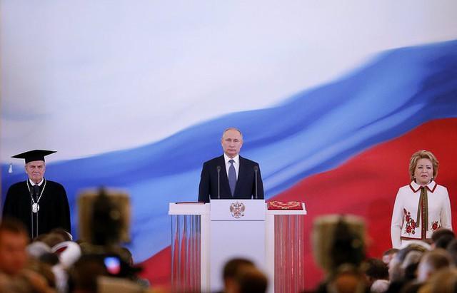 Tổng thống Putin và tương lai nước Nga - Ảnh 1.