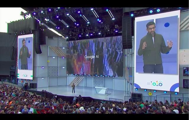 Kinh hoàng cuộc trò chuyện như người của Google Assistant - Ảnh 3.