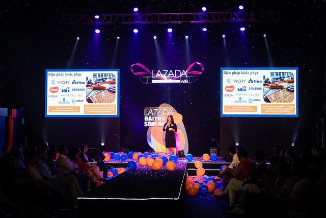Lazada tham vọng trở thành nền tảng mua sắm hàng đầu - Ảnh 1.