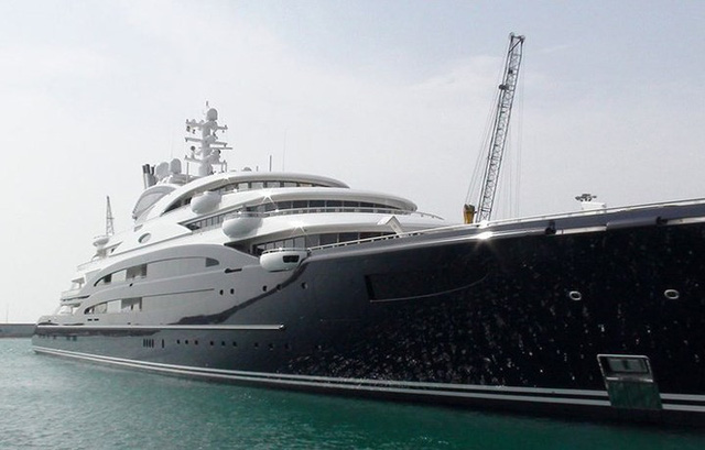 Những siêu du thuyền đắt đỏ nhất thế giới - Ảnh 10.