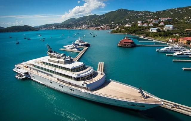 Những siêu du thuyền đắt đỏ nhất thế giới - Ảnh 11.