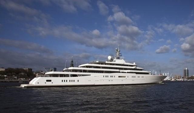 Những siêu du thuyền đắt đỏ nhất thế giới - Ảnh 13.