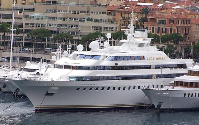 Những siêu du thuyền đắt đỏ nhất thế giới - Ảnh 3.