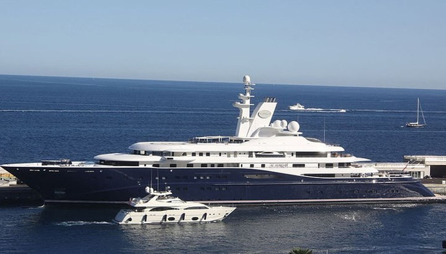 Những siêu du thuyền đắt đỏ nhất thế giới - Ảnh 4.