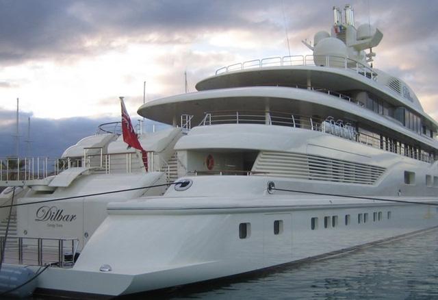 Những siêu du thuyền đắt đỏ nhất thế giới - Ảnh 5.