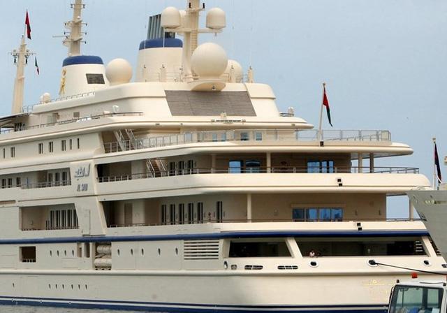 Những siêu du thuyền đắt đỏ nhất thế giới - Ảnh 6.