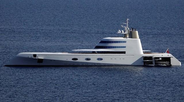 Những siêu du thuyền đắt đỏ nhất thế giới - Ảnh 7.
