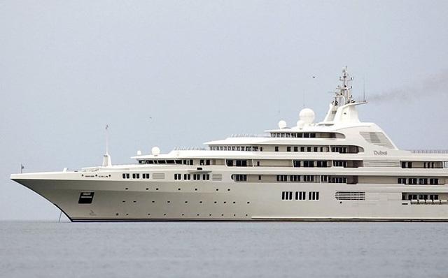 Những siêu du thuyền đắt đỏ nhất thế giới - Ảnh 8.