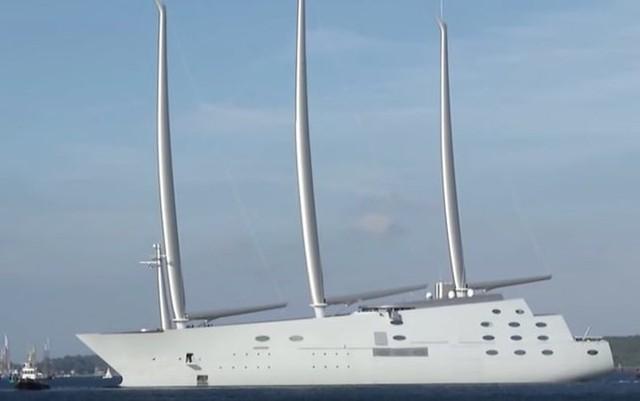 Những siêu du thuyền đắt đỏ nhất thế giới - Ảnh 9.