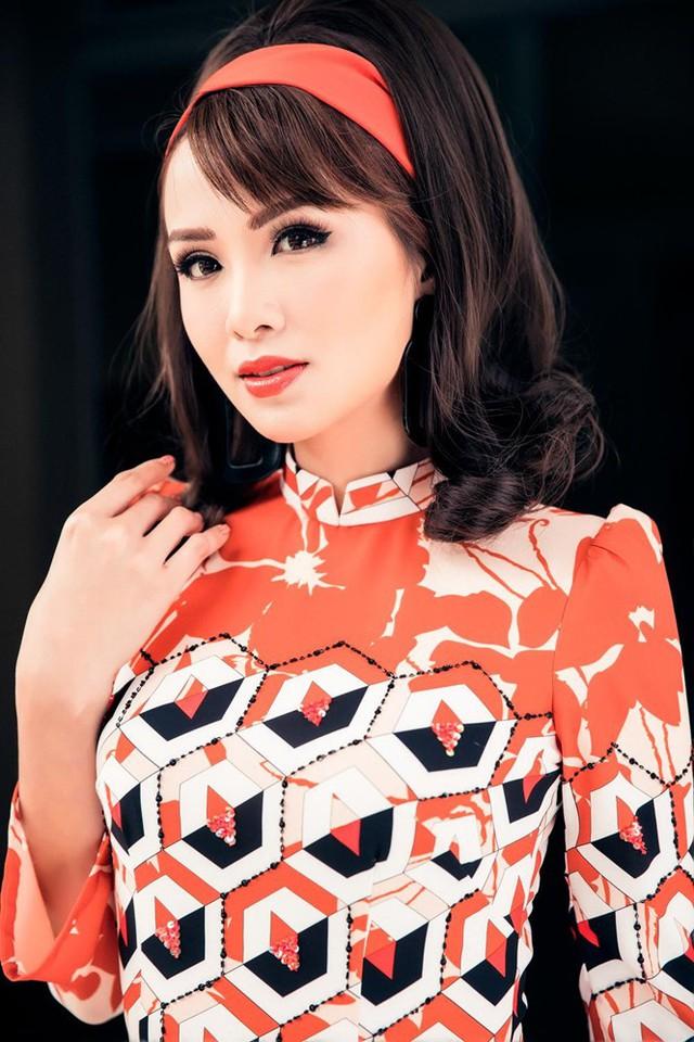 """Hoa hậu Diễm Hương hóa """"Cô Ba Sài Gòn"""" trong bộ ảnh mới - Ảnh 5."""