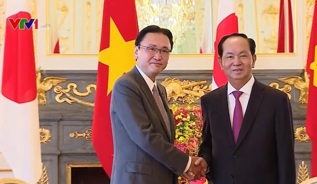 2018 - Năm khởi đầu của giai đoạn phát triển mới giữa Việt Nam và Nhật Bản - Ảnh 2.