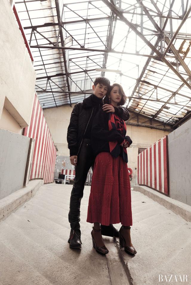 YoonA cực cuốn hút trong loạt ảnh mới - Ảnh 4.