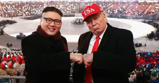 Tổng thống Mỹ và nhà lãnh đạo Triều Tiên đã đến Singapore? - Ảnh 1.