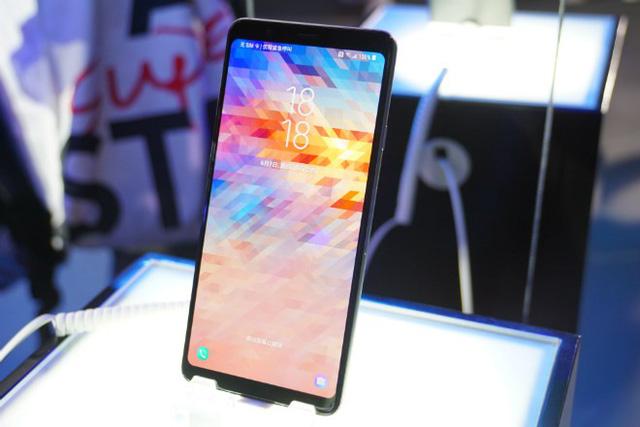 Samsung công bố giá bán Galaxy A9 Star và A9 Star Lite - Ảnh 1.