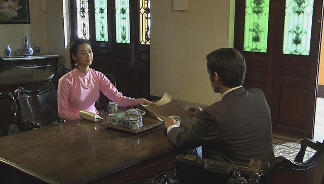 Mỹ nhân Sài Thành - Tập 15: Vì cơn ghen, chồng của Thanh Trà suýt bắn người - Ảnh 3.