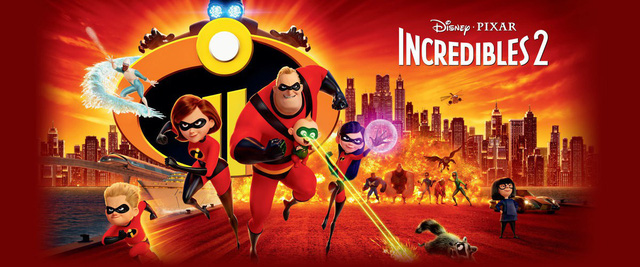 Sự trở lại sau 14 năm của The Incredibles 2 - Gia đình siêu nhân phần 2 - Ảnh 1.