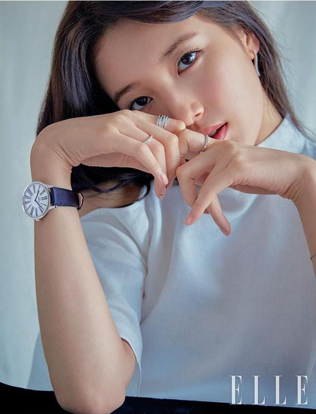 Suzy đầy mê hoặc trong quảng cáo mới - Ảnh 7.