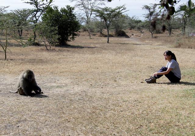 Cô gái 9x Việt Nam đi xuyên địa cầu để bảo vệ động vật hoang dã - ảnh 3