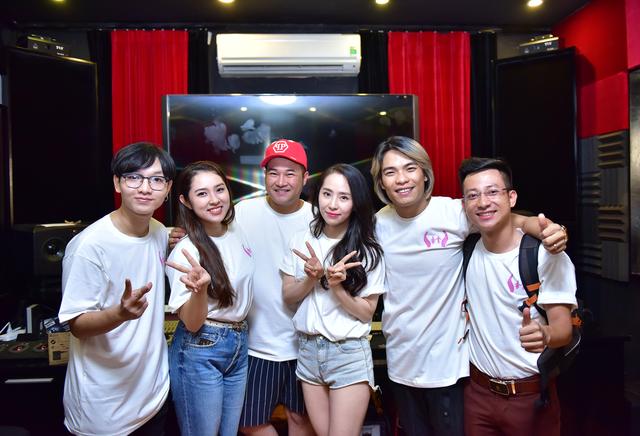 20 nghệ sĩ thực hiện MV Giữ lấy tuổi thơ chống nạn xâm hại bạo hành trẻ em - ảnh 4