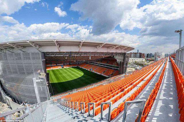 Danh sách chính thức 12 sân vận động tổ chức World Cup 2018 - Ảnh 4.