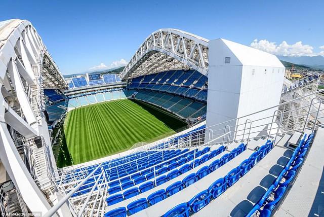 Danh sách chính thức 12 sân vận động tổ chức World Cup 2018 - Ảnh 6.
