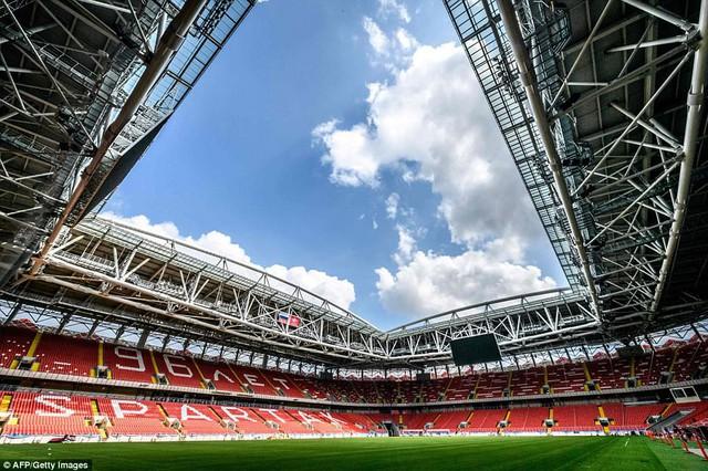 Danh sách chính thức 12 sân vận động tổ chức World Cup 2018 - Ảnh 8.
