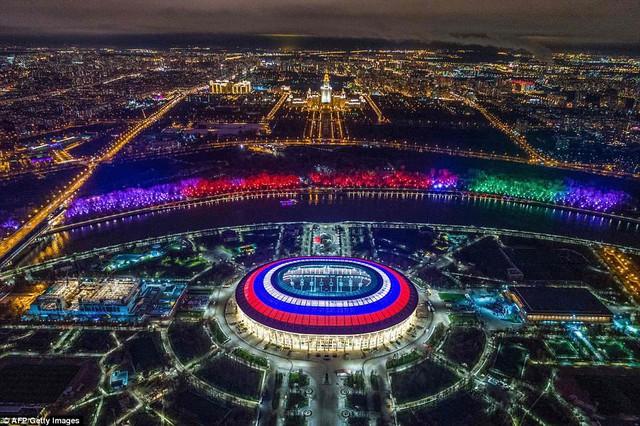 Danh sách chính thức 12 sân vận động tổ chức World Cup 2018 - Ảnh 9.
