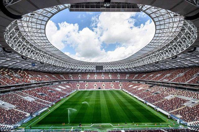 Danh sách chính thức 12 sân vận động tổ chức World Cup 2018 - Ảnh 10.
