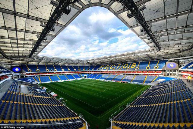Danh sách chính thức 12 sân vận động tổ chức World Cup 2018 - Ảnh 13.