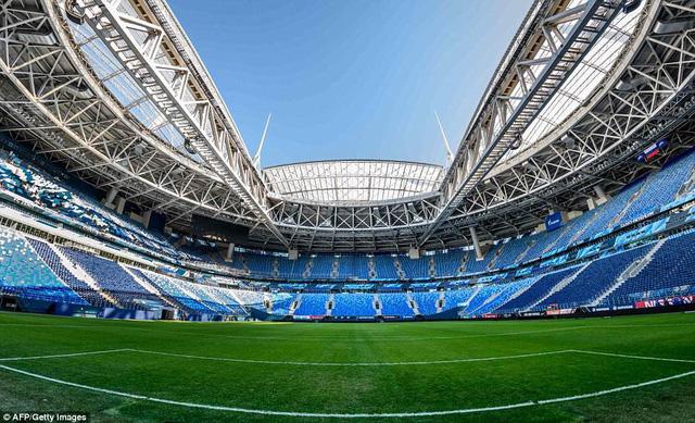 Danh sách chính thức 12 sân vận động tổ chức World Cup 2018 - Ảnh 15.