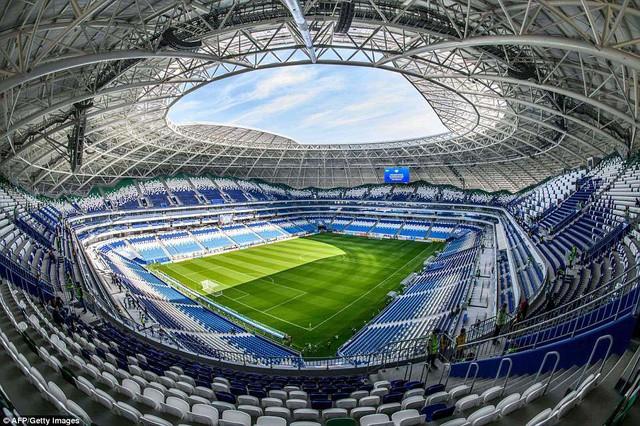Danh sách chính thức 12 sân vận động tổ chức World Cup 2018 - Ảnh 17.