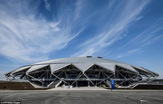 Danh sách chính thức 12 sân vận động tổ chức World Cup 2018 - Ảnh 18.