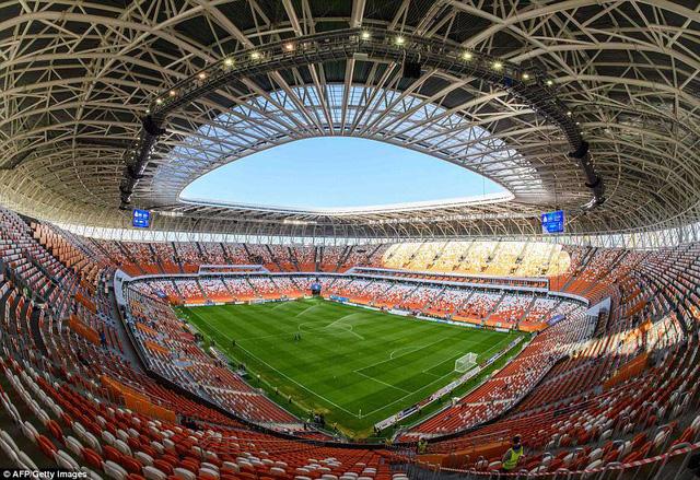Danh sách chính thức 12 sân vận động tổ chức World Cup 2018 - Ảnh 20.