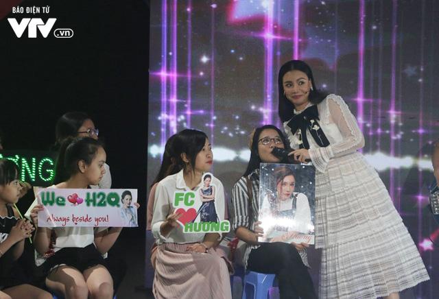 Hồ Quỳnh Hương đẹp như công chúa trong Muôn màu showbiz - Ảnh 4.