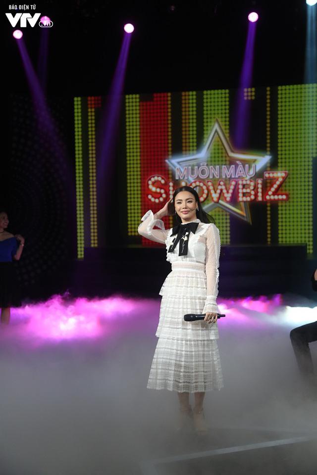 Hồ Quỳnh Hương đẹp như công chúa trong Muôn màu showbiz - Ảnh 5.