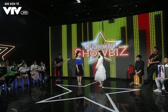 Hồ Quỳnh Hương đẹp như công chúa trong Muôn màu showbiz - Ảnh 6.