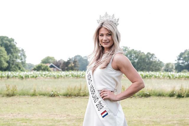 """Bất ngờ với nhan sắc """"già nua"""" của tân Hoa hậu Thế giới Hà Lan - Ảnh 4."""