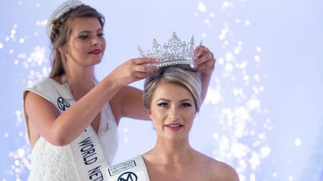"""Bất ngờ với nhan sắc """"già nua"""" của tân Hoa hậu Thế giới Hà Lan - Ảnh 1."""