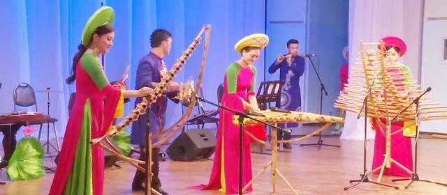 Những ngày văn hóa Việt Nam tại Belarus năm 2018 - Ảnh 2.