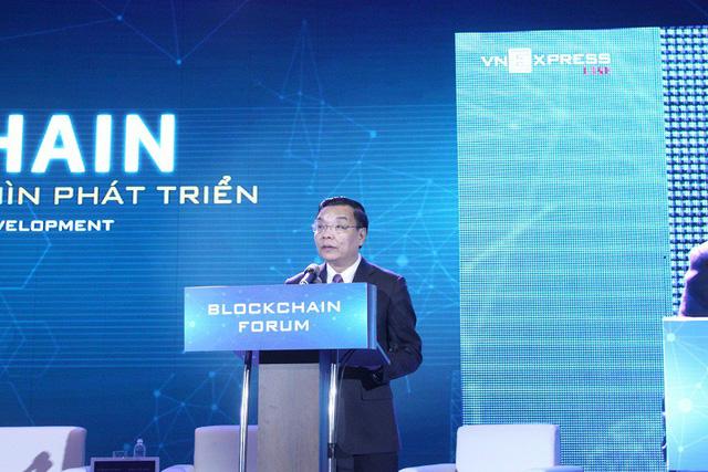 Blockchain có thể là công nghệ  dẫn dắt Cách mạng Công nghiệp 4.0 - Ảnh 3.