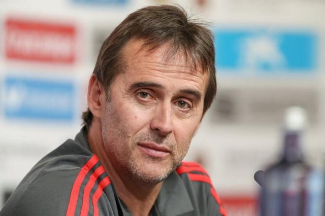 Rời World Cup, HLV Julen Lopetegui lập tức ra mắt Real Madrid - Ảnh 1.