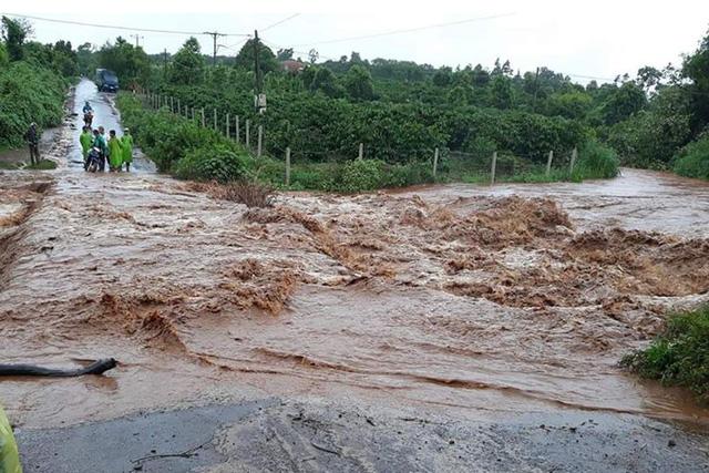 Mưa lớn, lốc xoáy gây nhiều thiệt hại tại Gia Lai và Quảng Bình - Ảnh 1.
