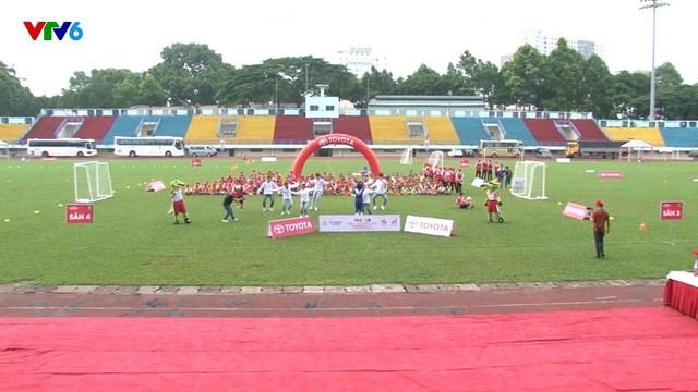 Sân chơi bóng đá cho thiếu nhi hè 2018 - Ảnh 2.