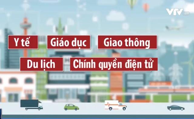 Hà Nội thu hút đầu tư xây dựng thành phố thông minh - Ảnh 1.