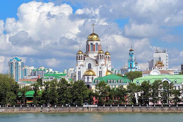 Khám phá vẻ đẹp 11 thành phố ở nước Nga tổ chức World Cup 2018 - Ảnh 9.