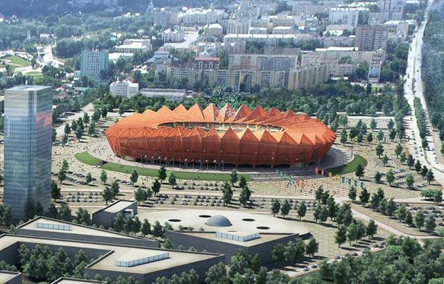 Khám phá vẻ đẹp 11 thành phố ở nước Nga tổ chức World Cup 2018 - Ảnh 10.