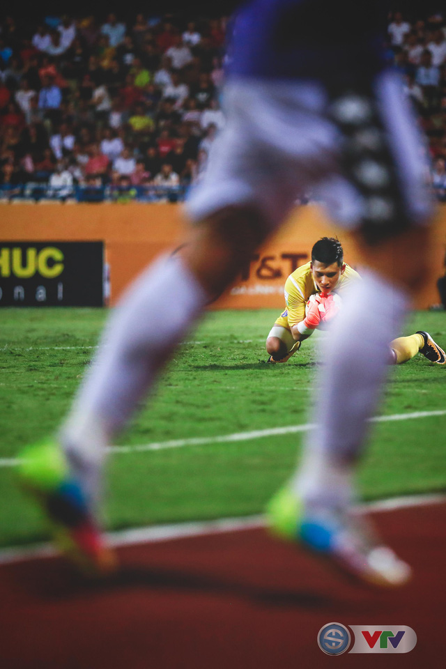CLB Hà Nội đại thắng Than Quảng Ninh, kéo dài mạch bất bại - Ảnh 8.