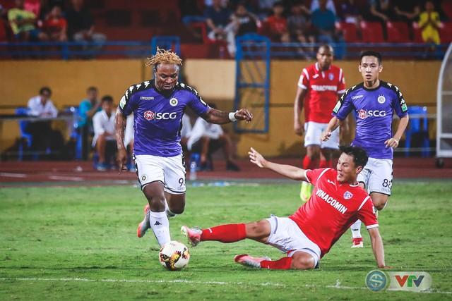 CLB Hà Nội đại thắng Than Quảng Ninh, kéo dài mạch bất bại - Ảnh 12.