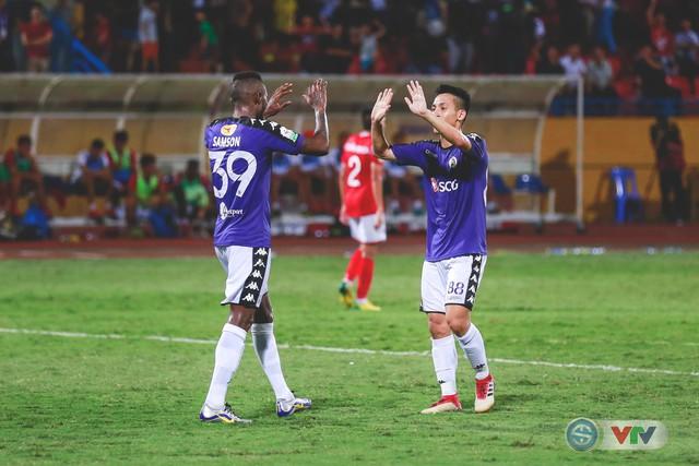 CLB Hà Nội đại thắng Than Quảng Ninh, kéo dài mạch bất bại - Ảnh 22.
